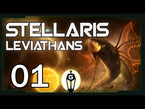 Robot Cultists | Stellaris Leviathans Ep 1