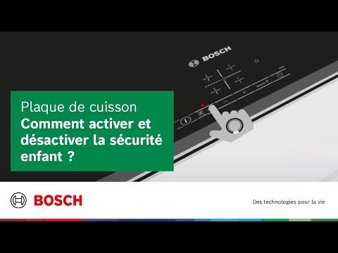 Plaque De Cuisson Comment Activer Et Desactiver La Securite