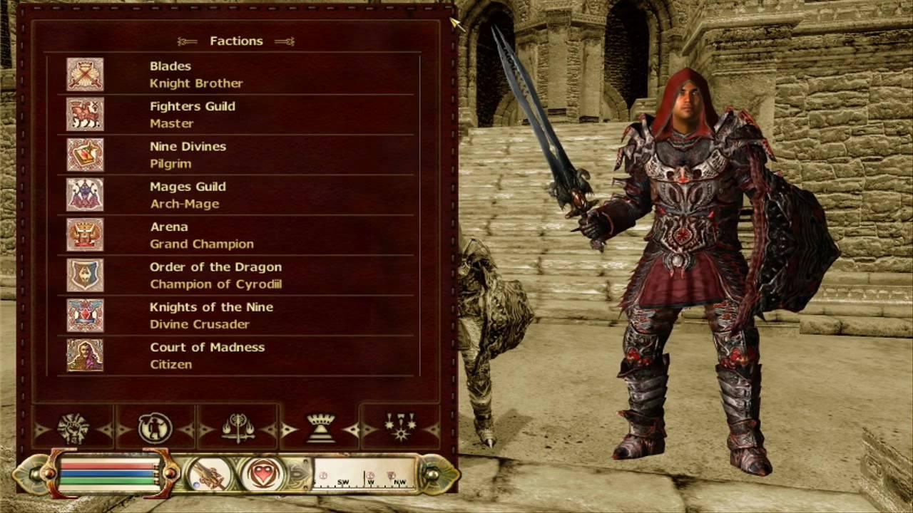 Best Build Morrowind
