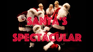 """SANTA'S SPECTACULAR"" BY DANCE IT OUT DUBAI EVENTS"