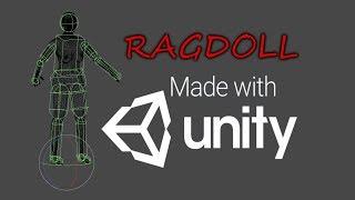Разработка игр (Урок 59 - Создание и настройка регдола в Юнити . Правильная структура скелета.)
