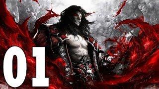 Let's Play Castlevania Lords of Shadow 2 Gameplay German Deutsch Part 1 - Verlangen nach Blut