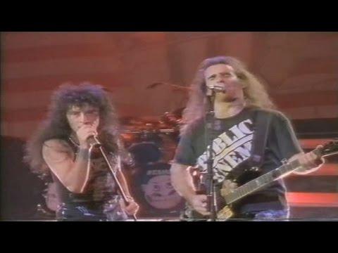 Anthrax  Madhouse Oidivnikufesin NFV 1987
