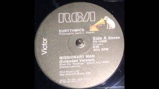 Missionary Man (Extended Version) - Eurythmics