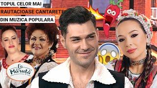 🔥 Gabi Dumitru face topul celor mai rautacioase cantarete din muzica populara, la sosurile iuti!