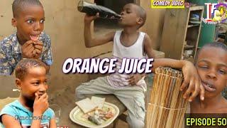ORANGE JUICE Mark Angel comedyIzah Funny ComedyEpisode 50