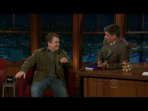 Late Late Show with Craig Ferguson 2/28/2011 Isaac Mizrahi, Patton Oswalt