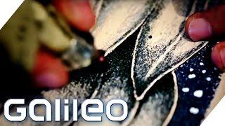 Designer-Geldbeutel aus dem Knast | Galileo | ProSieben