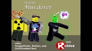 Twisted Murderer sur Roblox (reupload)