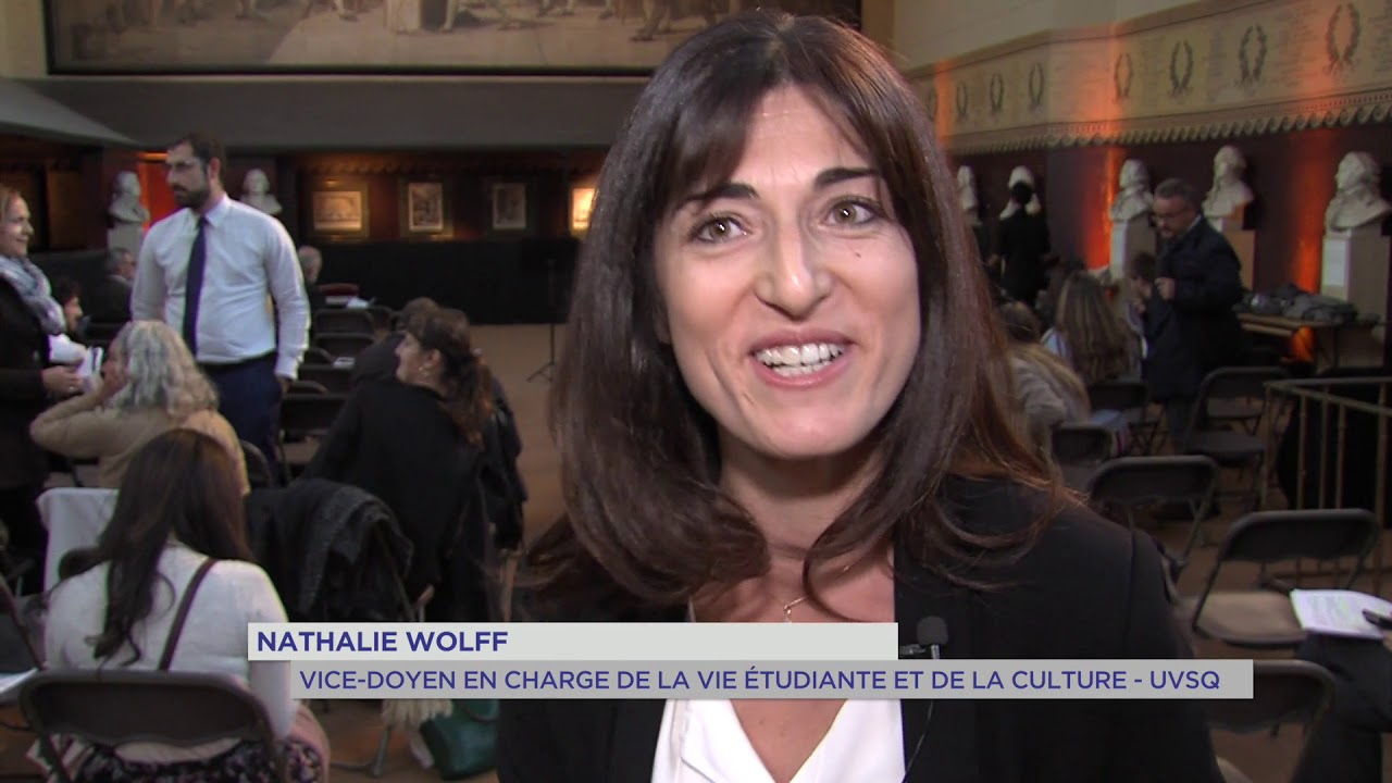 Versailles : La nuit du droit s'est installée dans la salle du jeu de Paume