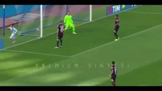 Napoli - Cagliari  3 - 1 Premium sintesi Hd all goal  Serie A  6/5/17