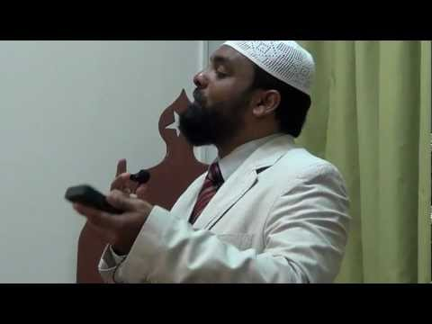 7Br. Imran - What Makes Ramadhan Important ? (Part 7)