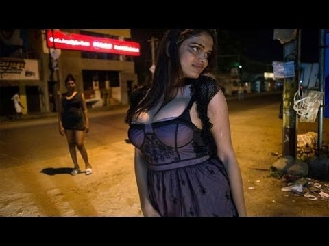 indian red light district video