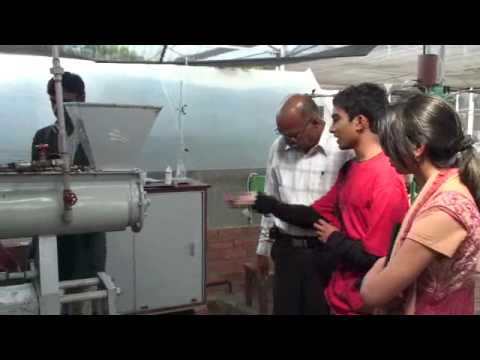 Project Jatropha- Mr. S. Gopalakrishnan explains biodiesel production from Jatropha: Part 4