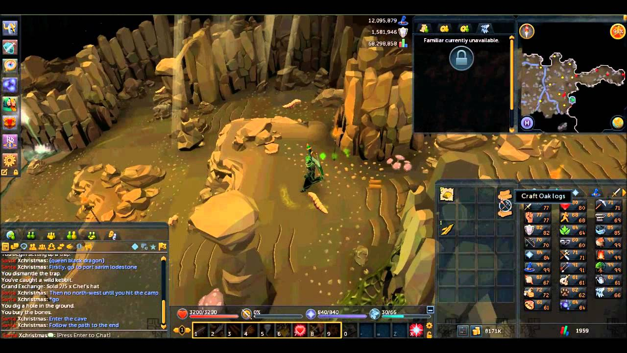 How To Get To Queen Black Dragon In Runescape 2014 Youtube
