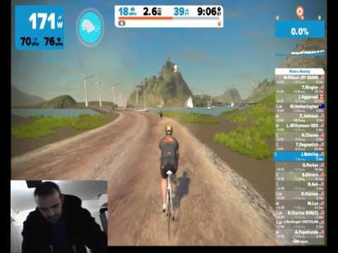 John Behring's Zwift Live Stream Episode 007