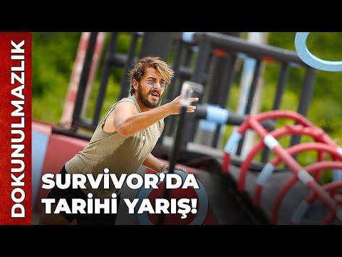 Dokunulmazlık Oyunu 1. Kısım | Survivor Ünlüler Gönüllüler