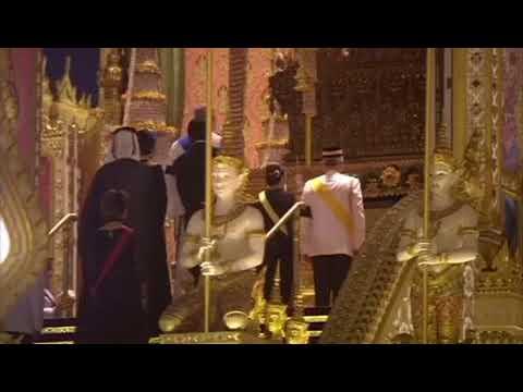 Sultan Perak Sultan Nazrin To Represent Malaysia During Thailand's Royal Cremation Ceremony