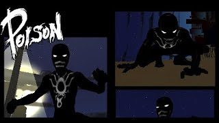 Poison - Ultimate Spider-Man mod, free roam, web swinging (PC Ultra 1080p 60fps)