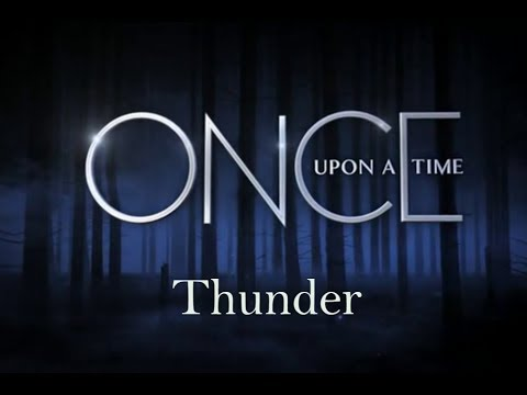 Once Upon A Time Thunder