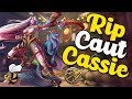 Paladins Pro - RIP Caut Cassie Things get HARD 👀 - Paladins 1.9