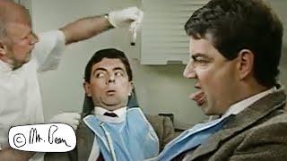 Bean at the Dentist | Mr. Bean Official