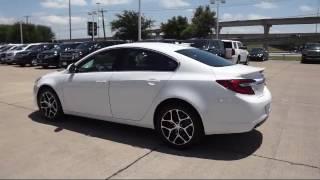 2017 Buick Regal Sedan Turbo Dallas  Fort Worth  Richardson  McKinney  Plano