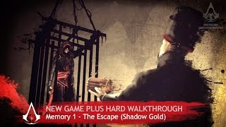 Assassin's Creed Chronicles: China - Sequence 1 - The Escape [+ Hard & Shadow Gold]
