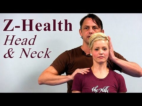 Head & Neck Z-Health Exercises To Stop Pain & Improve Performance | Fitness & Body Work Austin