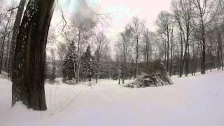 видео лоза горнолыжный курорт