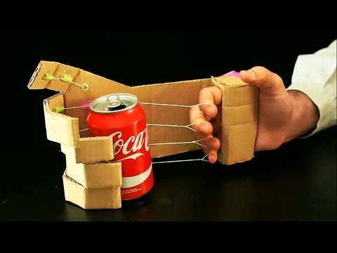 how to make a catapult dr origami