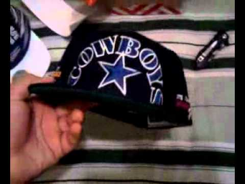Dallas Cowboys vintage snapback Unboxing! - YouTube 1767617f6