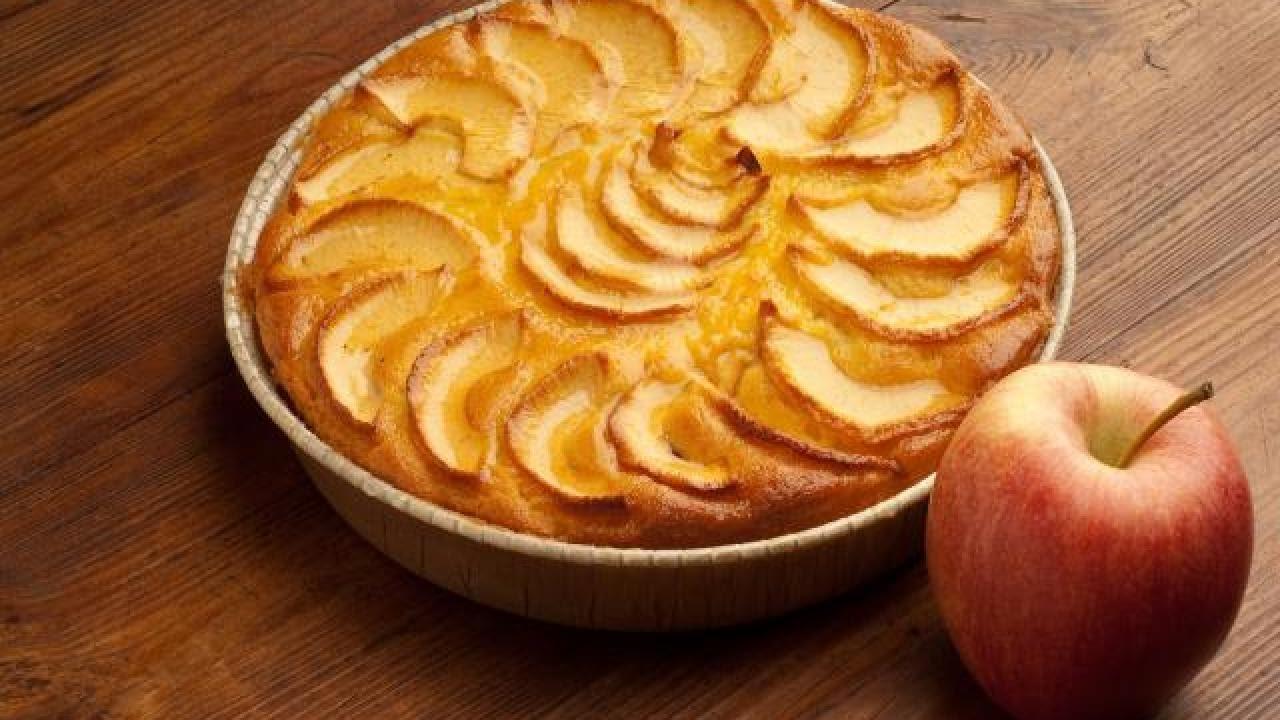 Tarte aux pommes et figues moelleuses facile youtube - Dessin tarte aux pommes ...