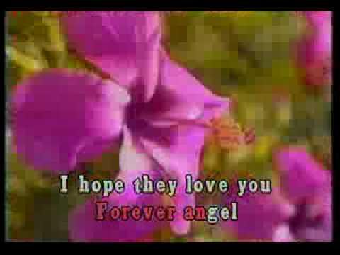 The Corrs - Angel - KARAOKE