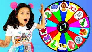 Funny kids story about Magic Wheel by Alice and Toys! Video for kids