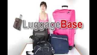 Luggage Base Review of the Kipling Sausalito Mp3