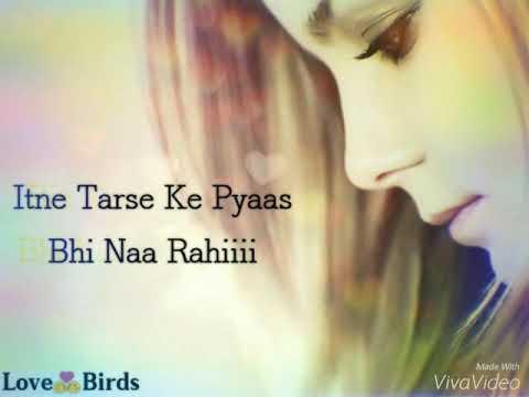 Tere Dar Par Sanam Chale Aaye // Sad Female Version // Avneil // By Love💏Birds