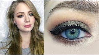 Вечерний макияж / стойкий макияж / макияж на выпускной: видео-урок