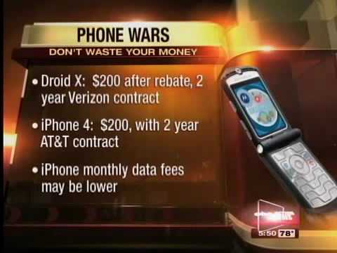 Don't Waste Your Money: New iPhone, Droid, FL gas prices