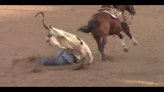 Video Cheyenne Rodeo - Steer Wrestling Slack - July 19, 2017 download MP3, 3GP, MP4, WEBM, AVI, FLV November 2018