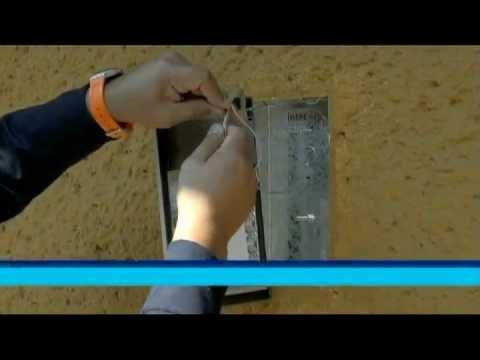 Como conectar un videoportero commax instalacion de - Instalacion de videoportero ...