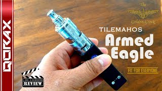"REVIEW: Golden Greek's ""Tilemahos Armed Eagle"" RTA"