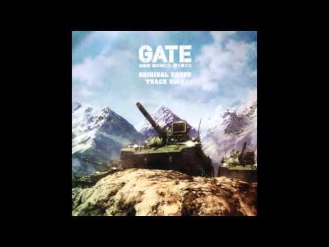 GATE Ost 02 Jieitai Shutsudou!