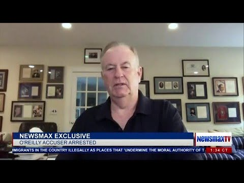 Bill O'Reilly on Accuser Being Arrested - I Don't Feel Vindicated Yet