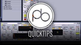Ableton Live Sound Design Quick Tip: Using Collision for Ambient Textures