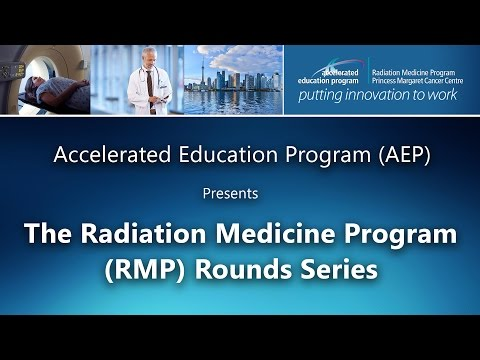RMP Rounds | Getting Out of Our Box - Managing Head and Neck Cancer