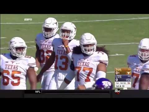 2015 TCU vs Texas
