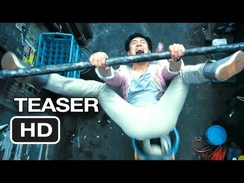 Running Man    1 2013  Korean Action Movie HD