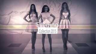 promo New Evening Collection 2015 . Victoria Karandasheva.
