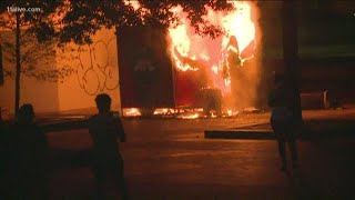 Fulton County Commissioner reacts to Atlanta riots
